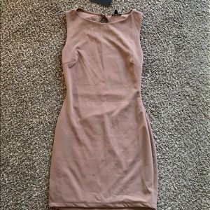 BRAND NEW FASHION NOVA DRESS WITH TAGS!!